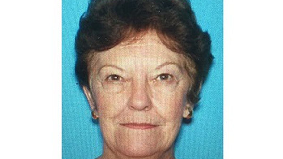 Sheriff's Officials say Carolyn Hogue, 79, was last seen Monday afternoon. (Washington County Sheriff's Office)