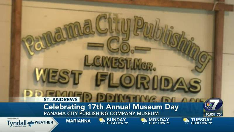 Saturday is National Museum Day, and what better way to celebrate the day than to showcase one...