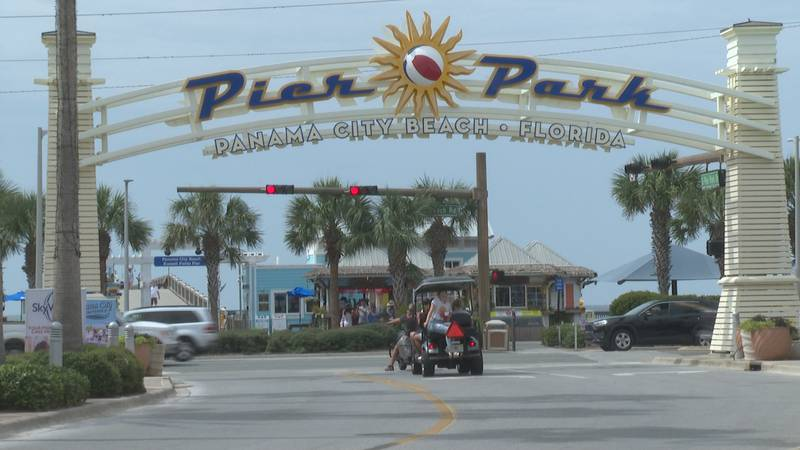 Visit Panama City Beach officials said this summer's tourism numbers are up more than 50% from...
