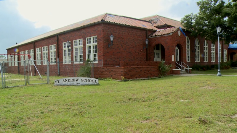 At Tuesday's Bay County Commission meeting, the board agreed to lease the old St. Andrew School...