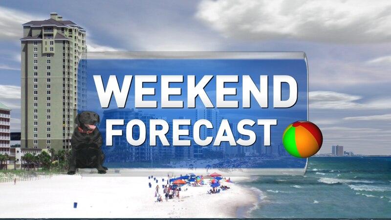 Better rain chances return over the weekend.