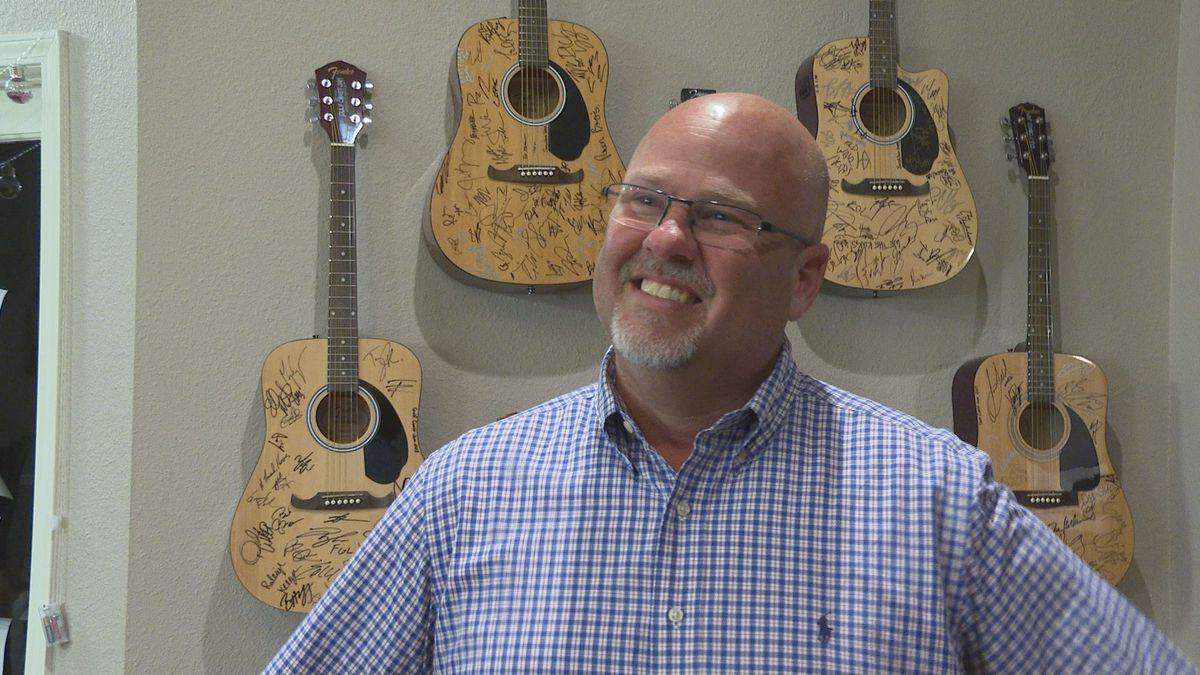 The votes are in and Panama City Beach has a new mayor, Mark Sheldon. (WJHG/WECP)