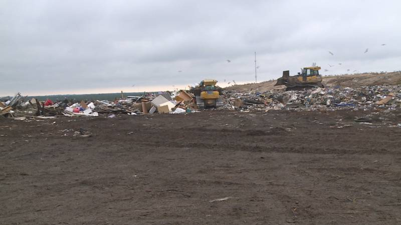 Local dumps filled up fast after Hurricane Michael, which is why Bay County invested in...