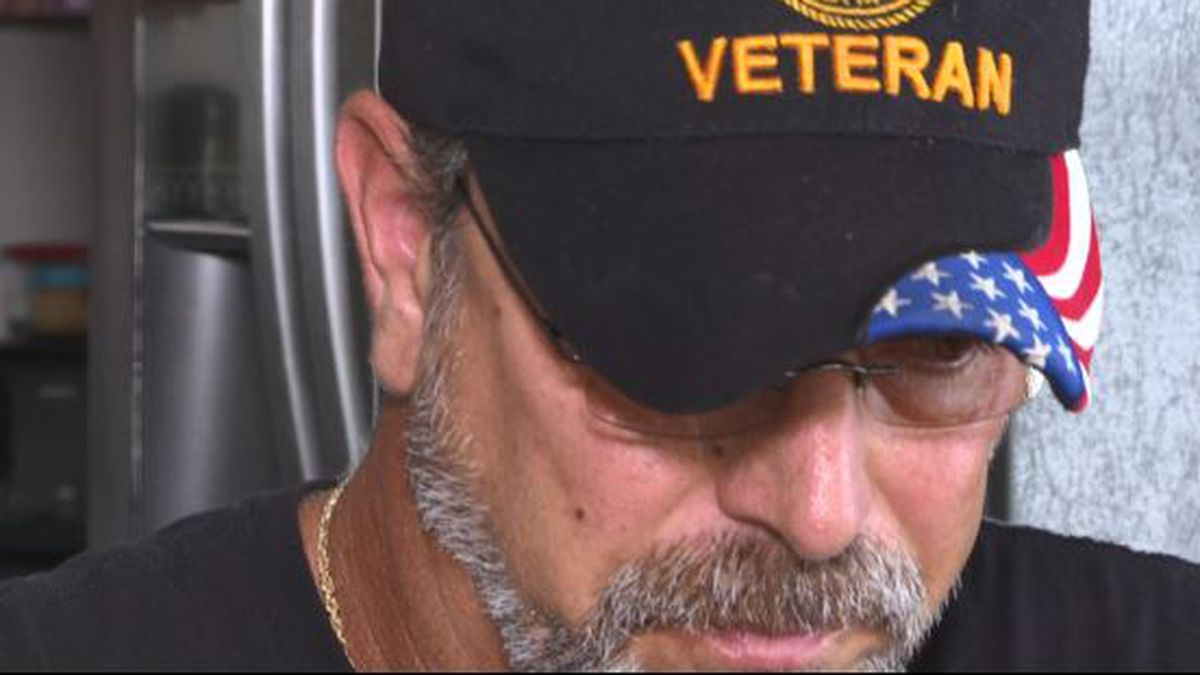 One Lynn Haven man says the V.A. mistakenly marked him as deceased. (WJHG/WECP)