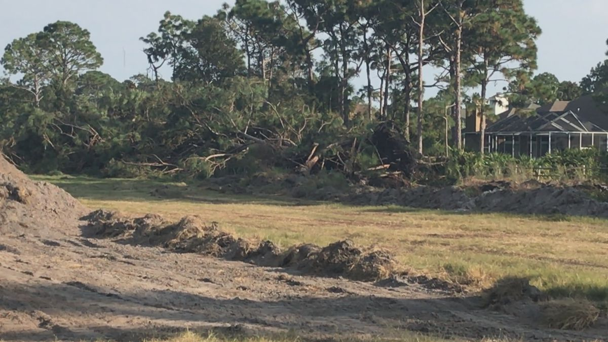 No word on when the new development on the site of the old Hombre Golf Course will begin.