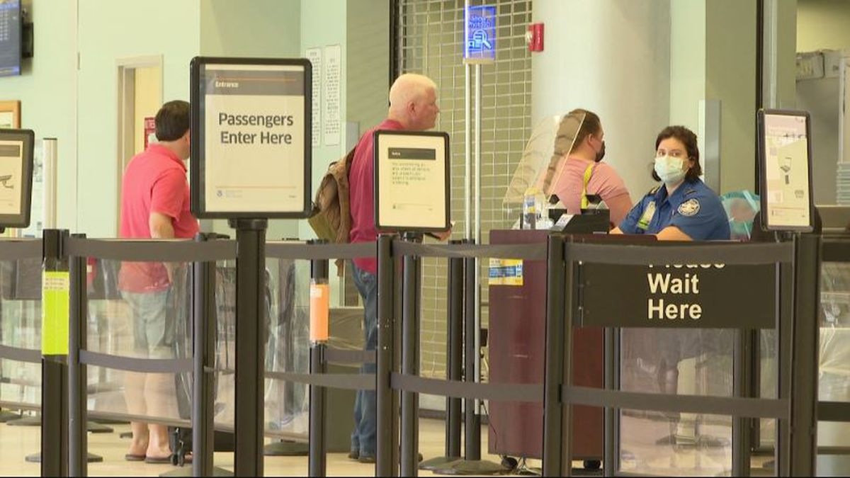 Northwest Florida Beaches International Airport's executive director believes an uptick in...