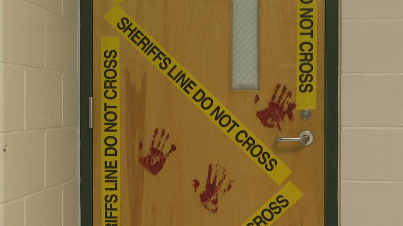 The new Criminal Justice class at Chipley High School is taught by none other than Deputy...