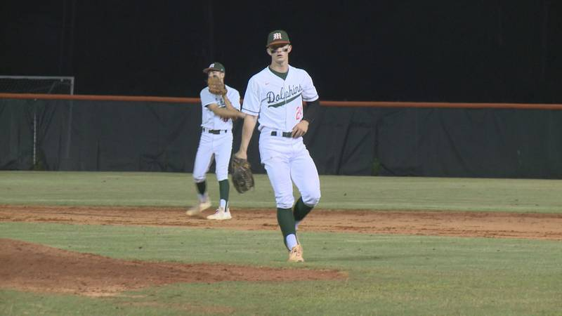 Rudd strikes out 13 on the way to 2-1 win over Milton