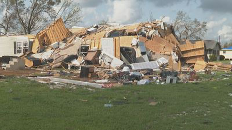 What used to be two separate homes are now entangled into one giant mess.