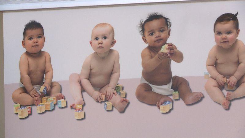 "Healthy Start is kicking off a ""Safe Sleep"" initiative for newborns"