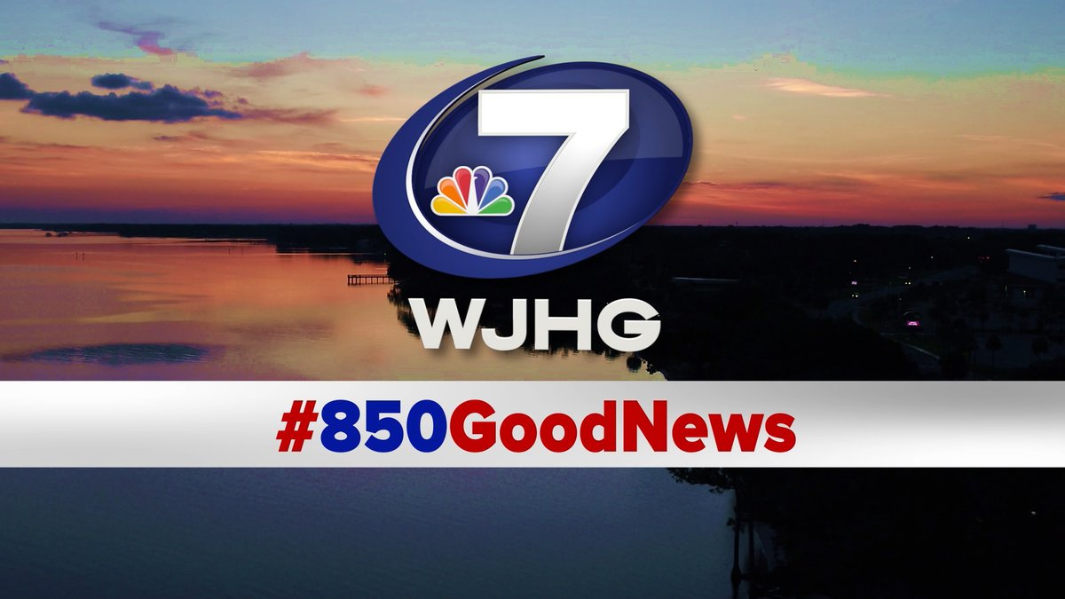 Post on social with #850goodnews or submit your photo or video on our website.<br />(WJHG).