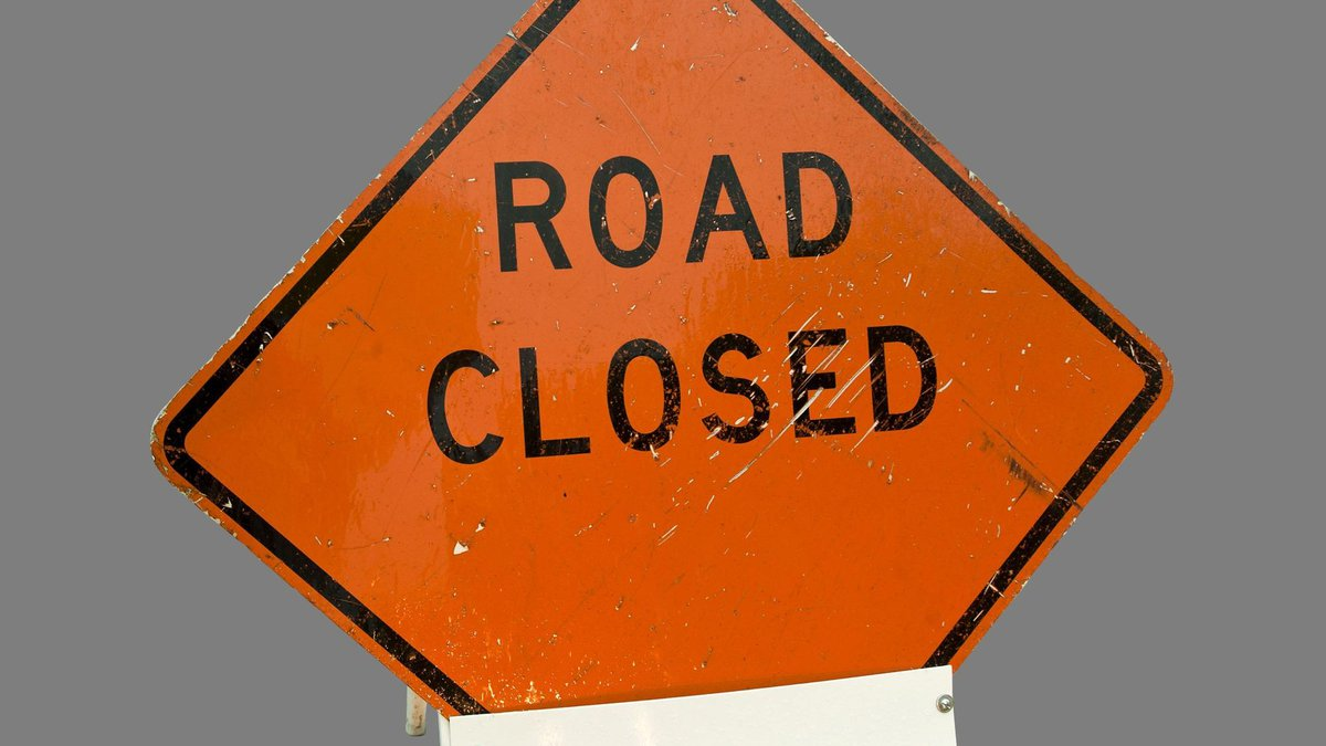 Washington County emergency officials have closed all roads in the county after receiving heavy...