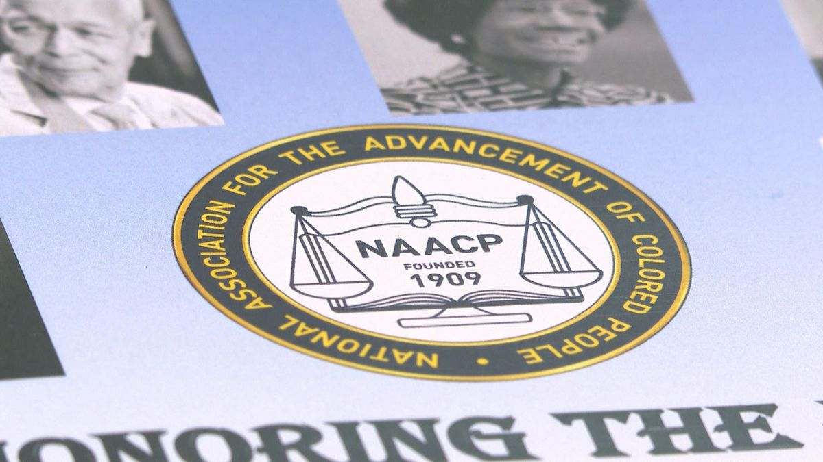 Members with the Bay County NAACP say they're trying to find 10 volunteers to spend an hour a day calling people and getting them registered to vote.