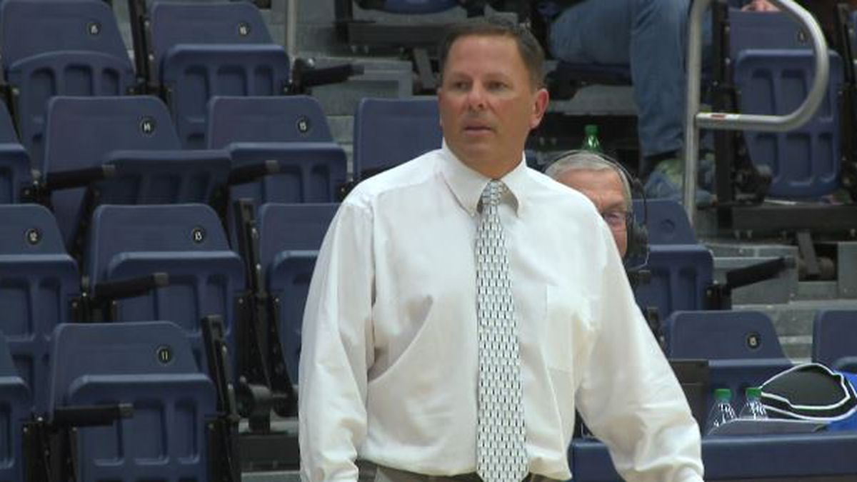 Gulf Coast men's basketball coach Phil Gaffney recovering from serious medical issue.