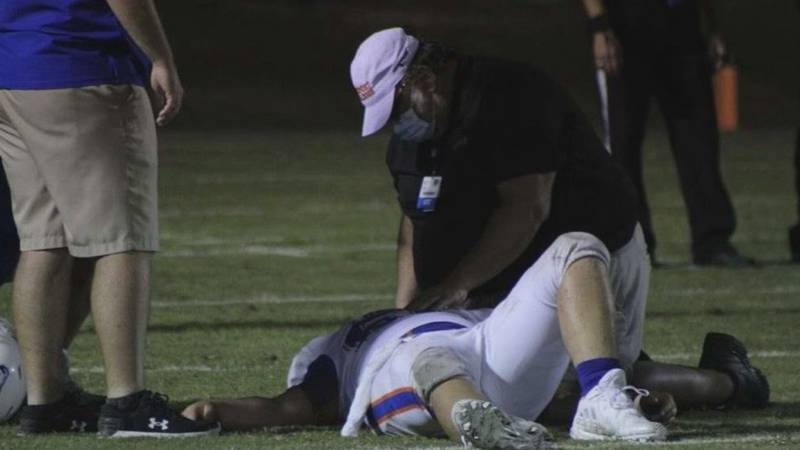 Freeport trainer dies suddenly, his family and the Bulldogs mourning the loss