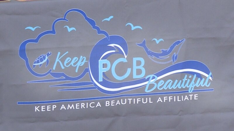 One local beach organization is looking to spread awareness in a fun, creative way.