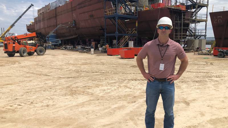 Eastern Shipbuilding secures contract to build the next generation of Coast Guard offshore...