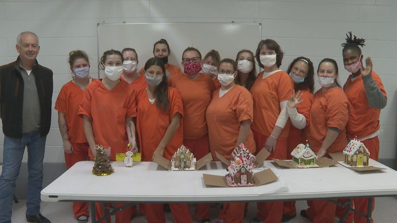 Sheriff Smith hopes activities like these serve as a reminder for inmates.