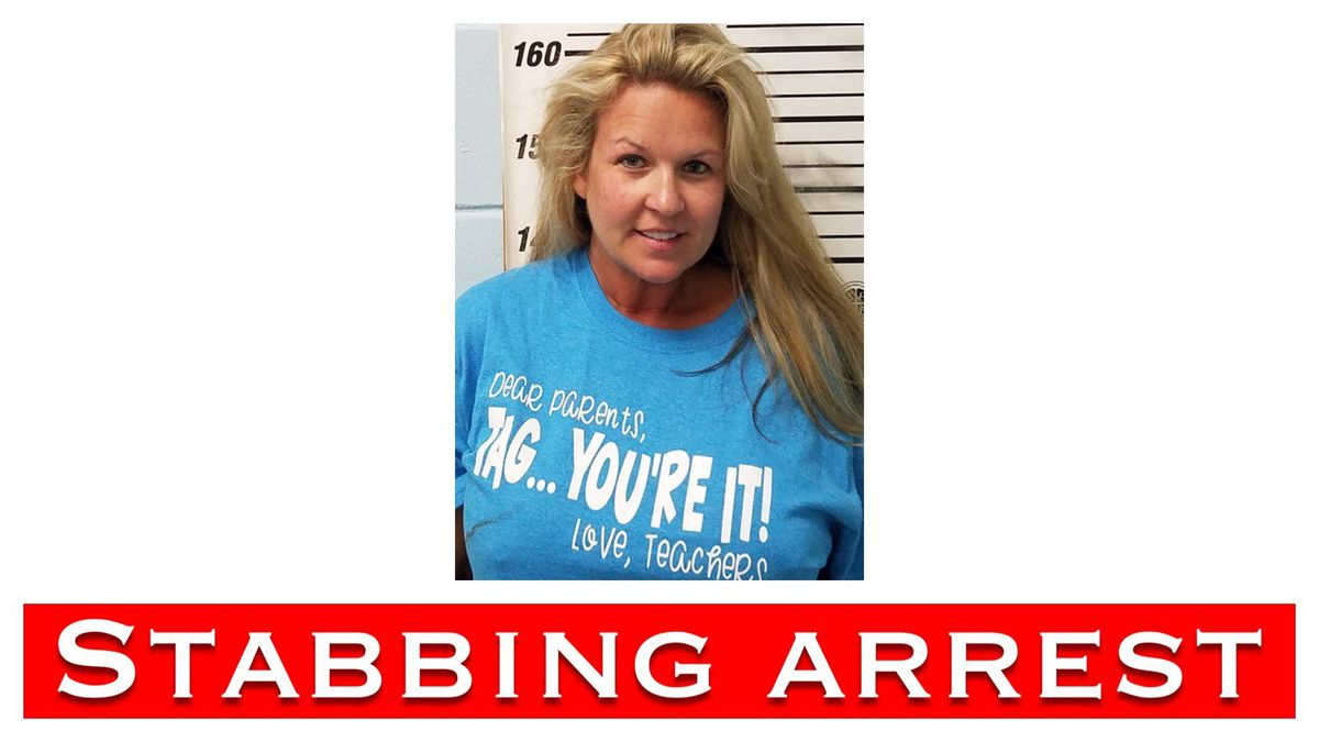 Panama City Beach Police arrested Kristy Williams in connection with a stabbing at Laketown...