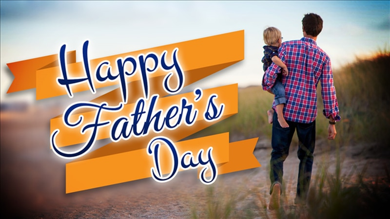 Calling all dads! Happy Father's Day.
