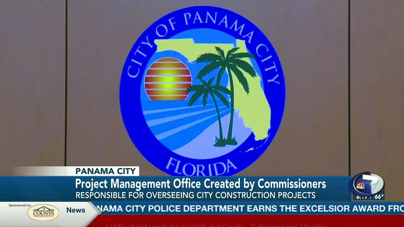 On Tuesday, the Panama City Commission created a project's management office that will be...