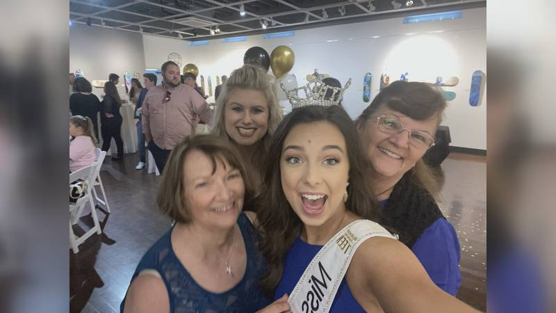 It's not every day a local teen becomes a pageant queen but one Bay County resident is making...