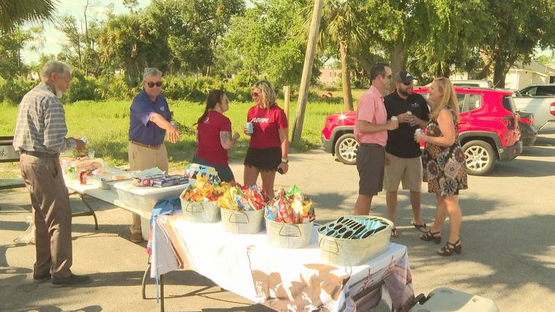 Destination Panama City recognized visitors through an event Wednesday afternoon for its...