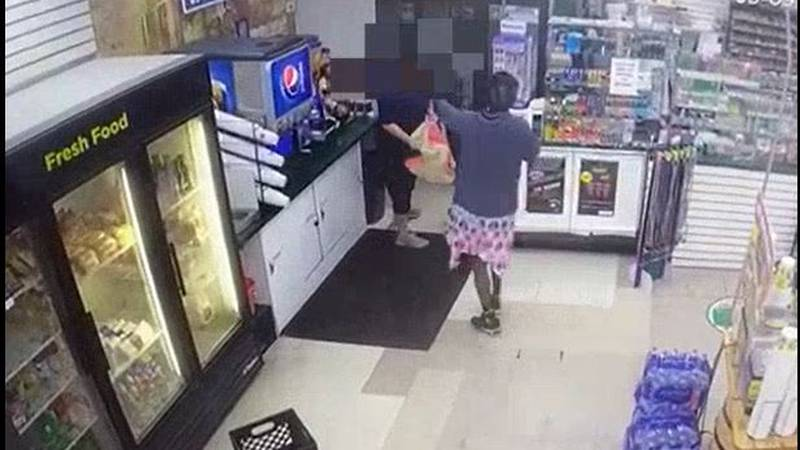 armed robbery in Callaway