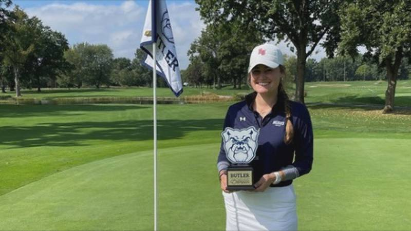 Arnold alum claims victory for the first time in college golf