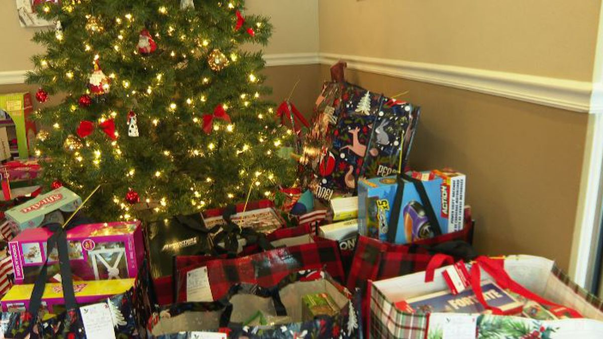 South Walton Fire District has an Angel Tree to help make sure kids around Walton County have a good Christmas. (WJHG/WECP)