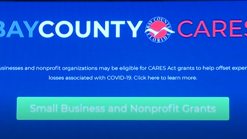 Out of the 500 applications received, 250 small businesses received the grant.