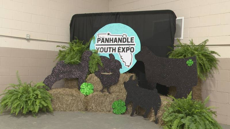 The Panhandle Youth Expo is a three-day event being held at the Jackson County Ag Center in...