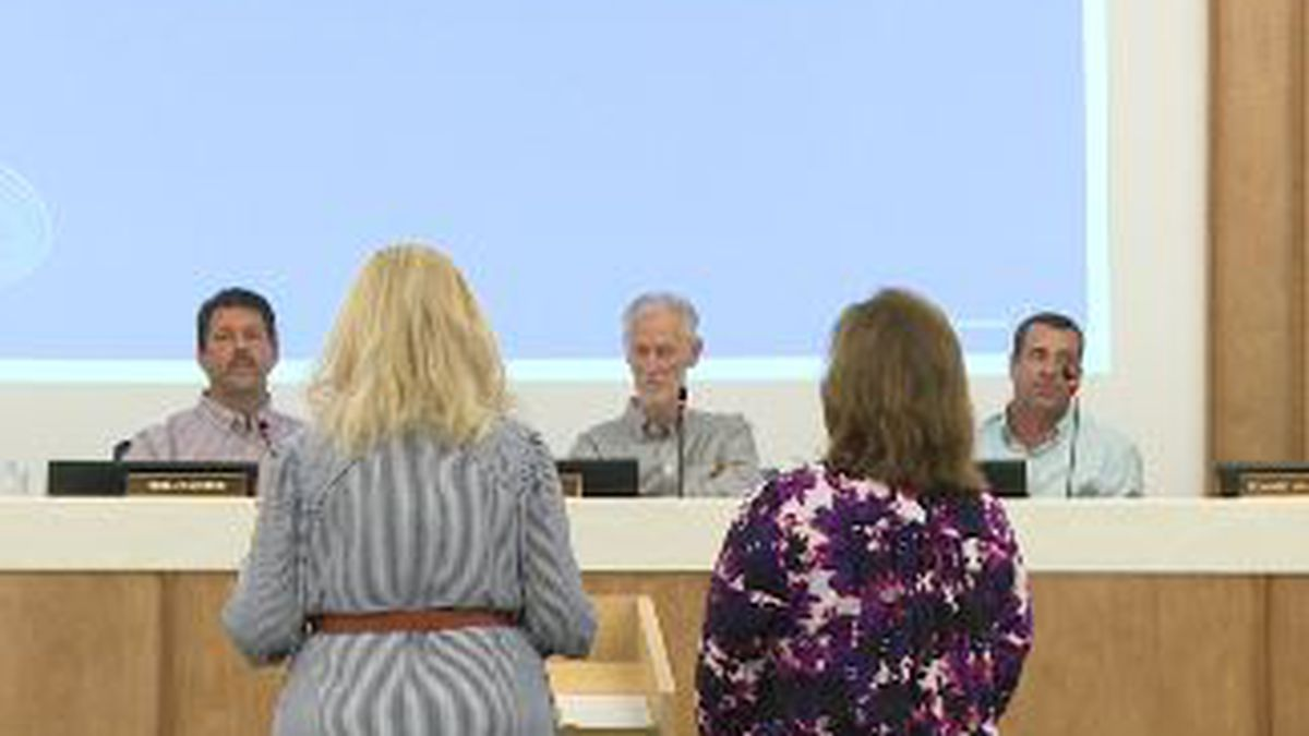 Covid-19 concerns were addressed at the Panama City Beach tourist development council meeting...