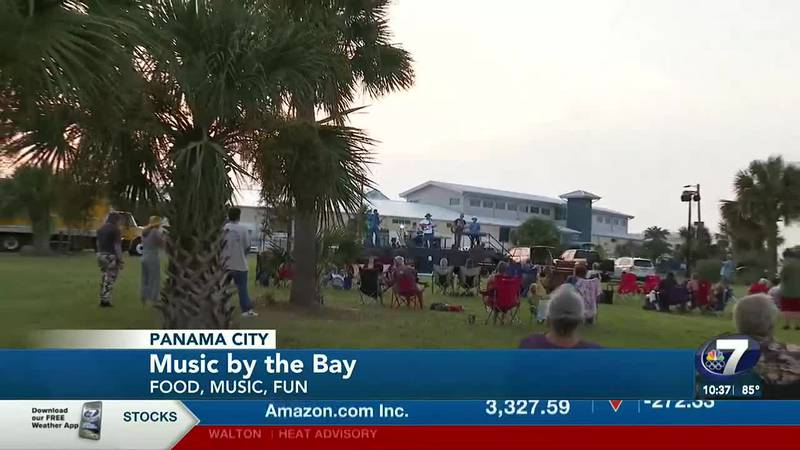 Panama City held its Music by the Bay event.