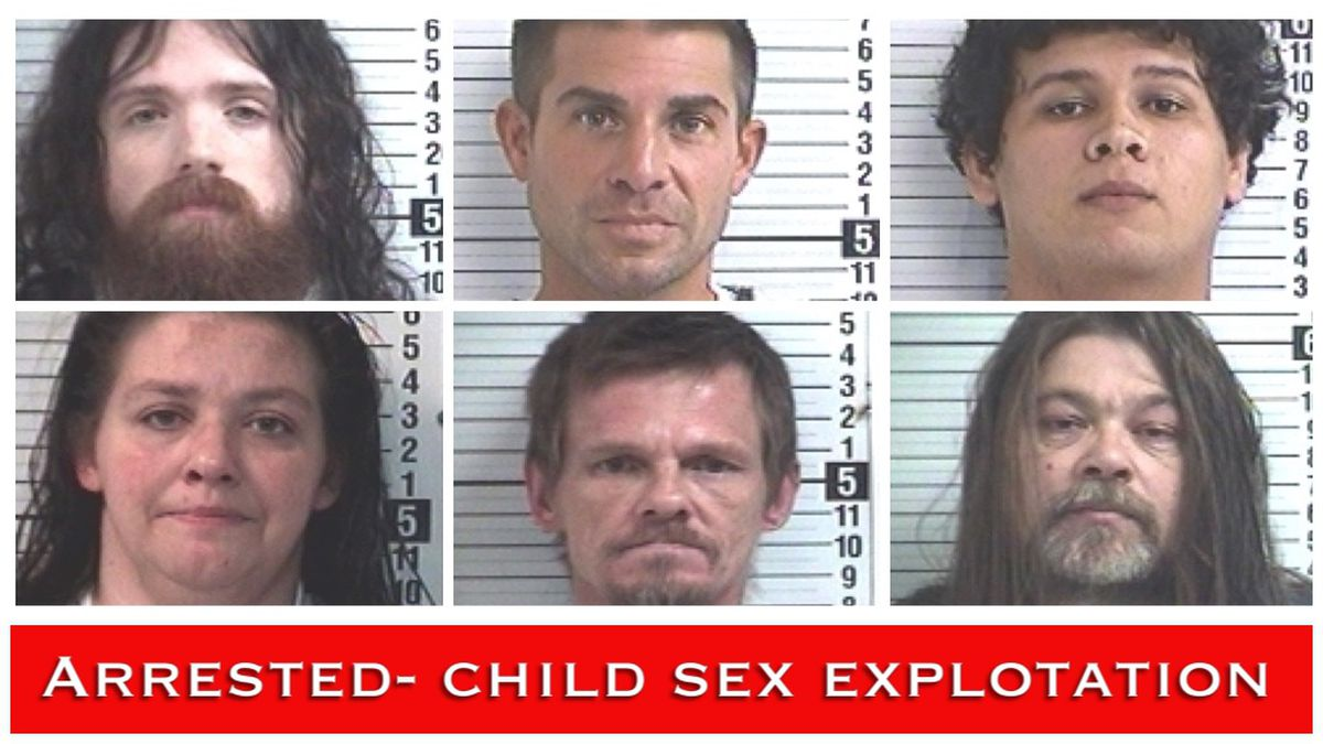Six people were recently arrested by various agencies throughout Bay County in relation to an...