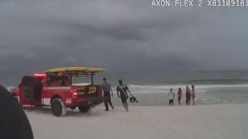 Okaloosa County Officials investigating apparent drowning