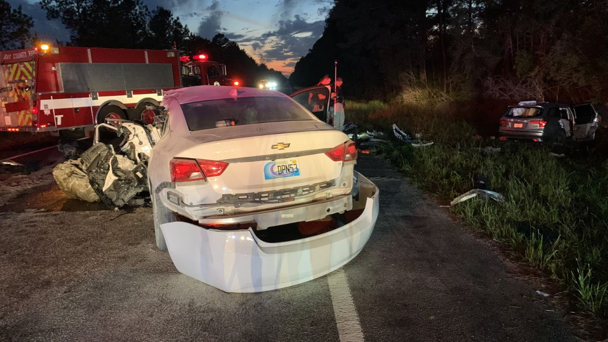 One person is dead and at least another critically injured after a crash on U.S. 20 Monday...