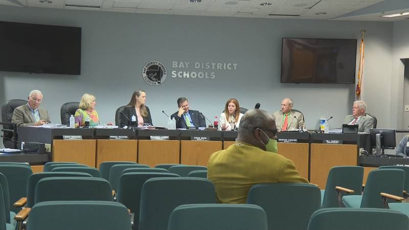 If your child rides the bus to school in Bay County, that could be changing depending on how...