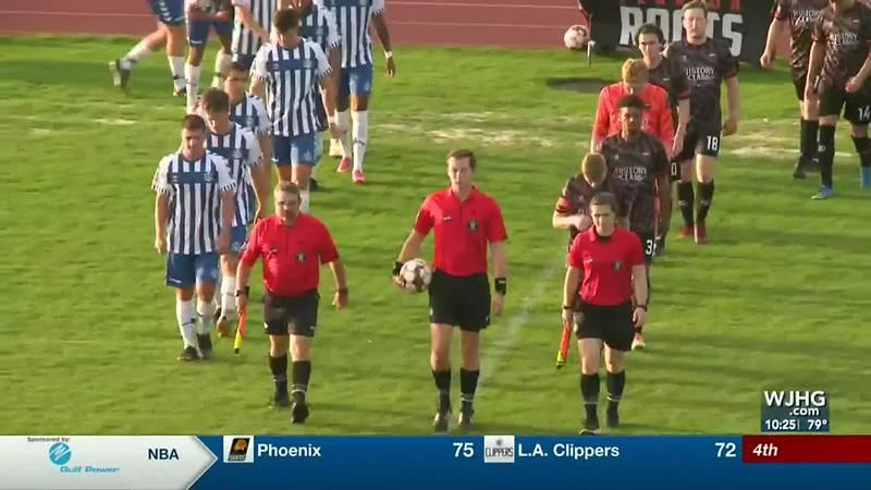 Port City vs. Port City, Roots win 2-1