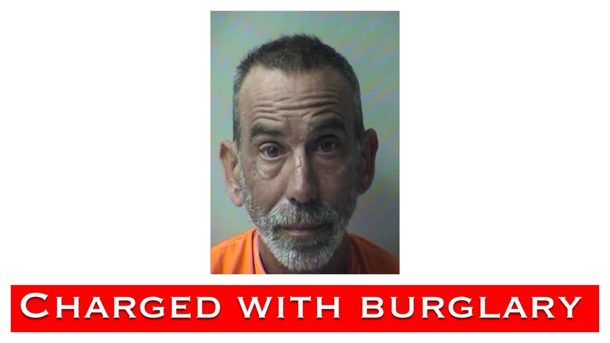 David Starks is charged with burglary to an occupied structure and is a suspect in another burglary case. (WJHG/WECP)