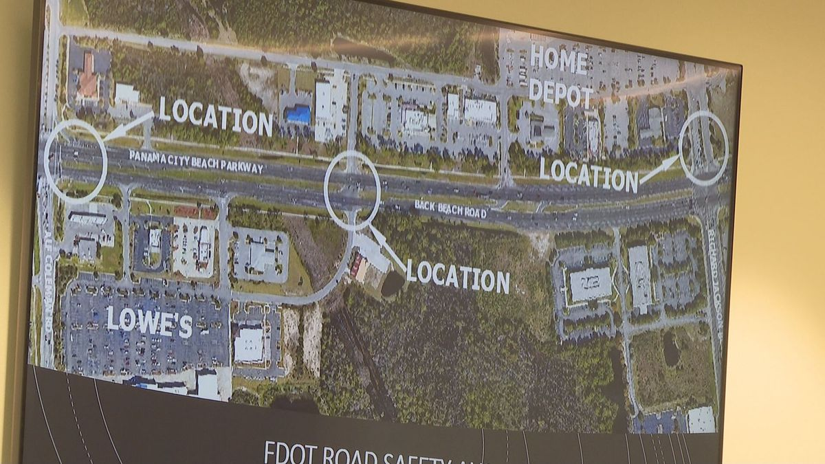 City officials say they plan to ask the FDOT to make the improvements before widening Panama...