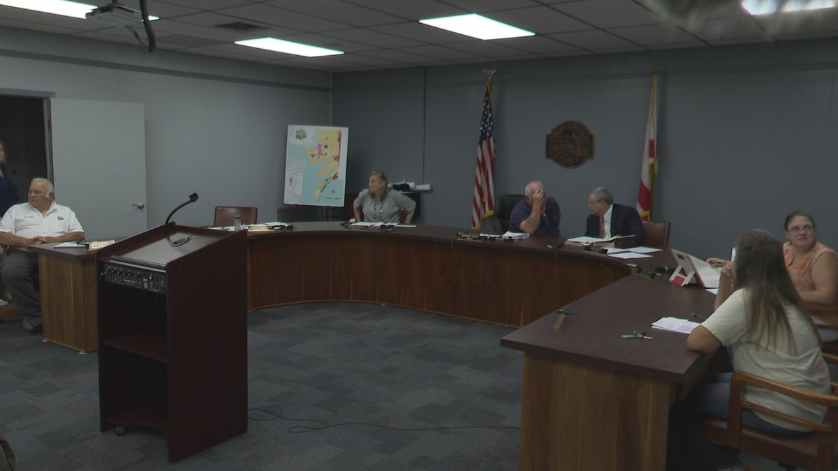 Parker City Council meets to hire a new Fire Chief