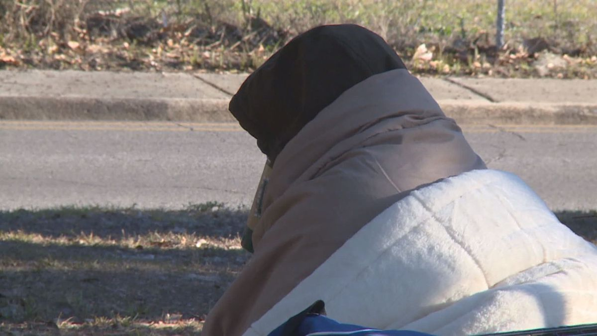 Last January, they counted 488 homeless adults in Bay County, the largest number they've seen in the seven years of doing this. (WJHG/WECP)