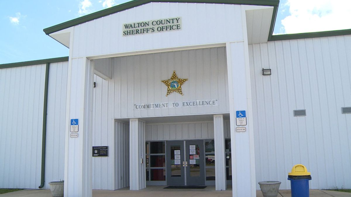 Walton County Sheriff's Deputies are taking precautions like extra cleaning of vehicles and equipment, to protect themselves from COVID-19. (WJHG/WECP)