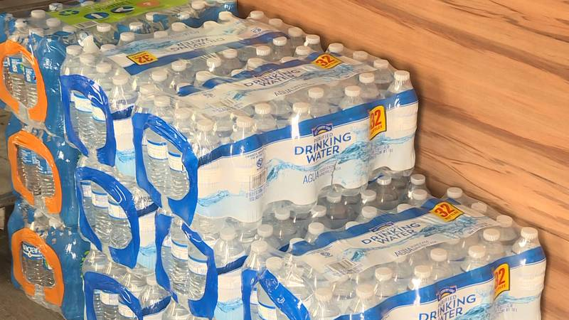 Area businesses are collecting Hurricane Ida relief supplies.