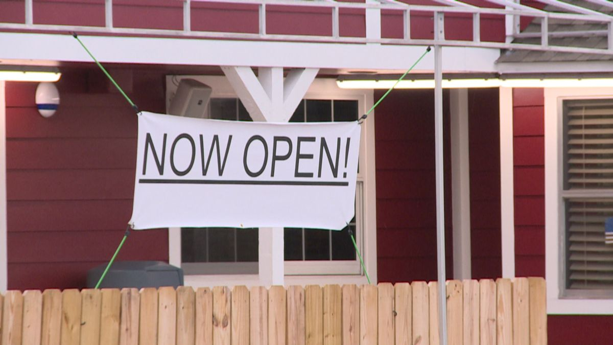Many Panama City businesses are reopening after Hurricane Michael. (WJHG/WECP)
