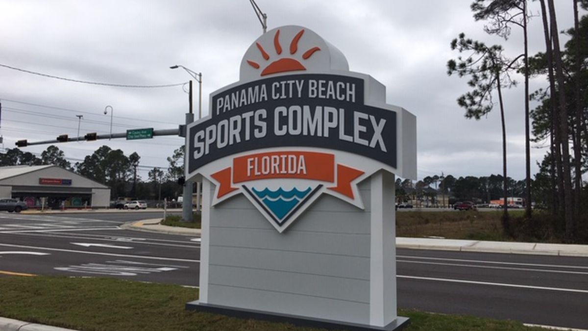 Around 45 events are already booked at the sports complex for 2020. (WJHG/WECP)