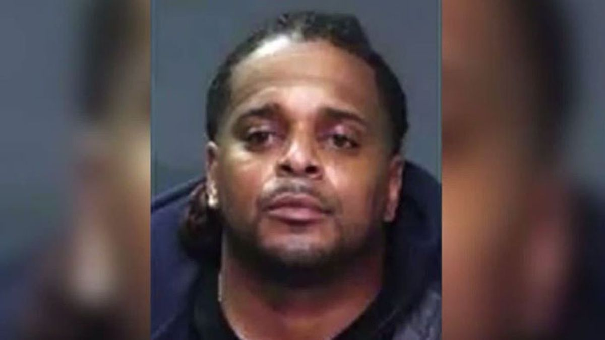 Robert Williams, 45, is being charged with attempted murder, criminal weapon possession and resisting arrest over accusations that he ambushed police officers in the Bronx twice in 12 hours. (Source: NYPD/WPIX/Tribune/CNN)