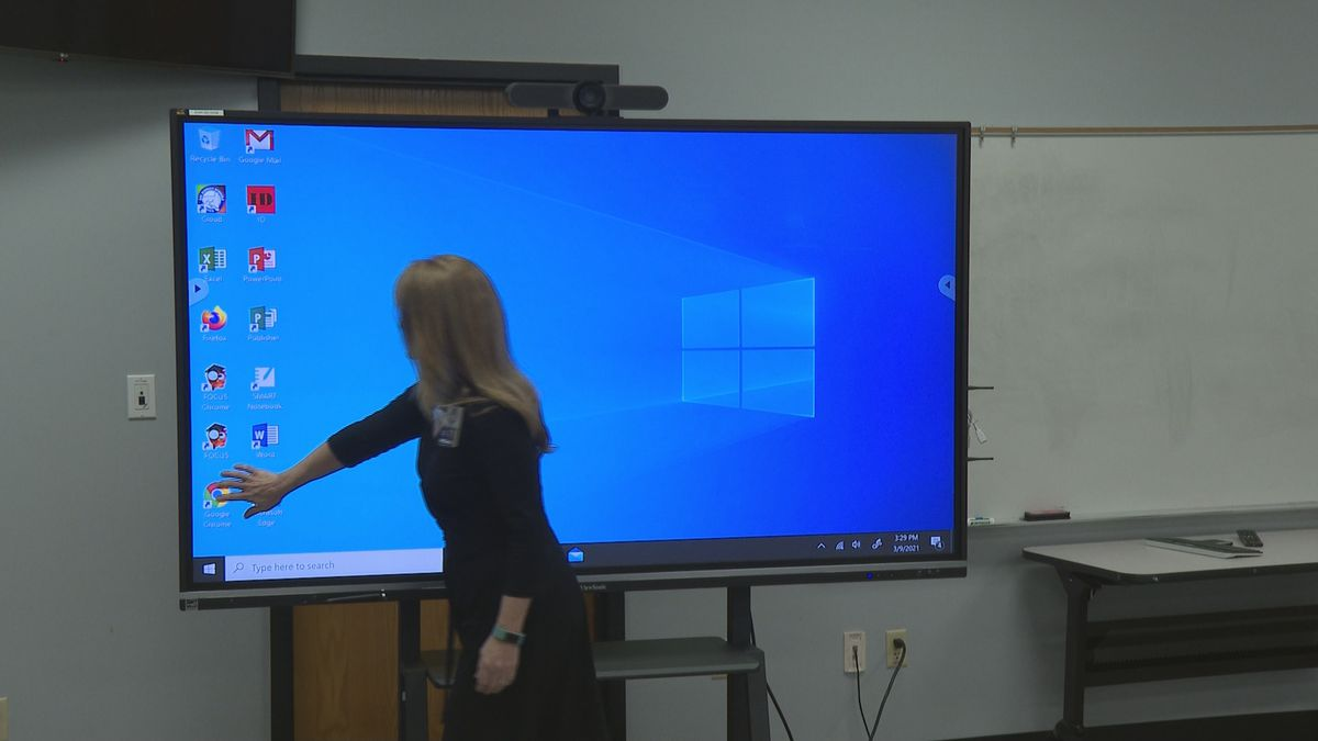 One staff member is proposing a technology refresh plan for all Bay District Schools.