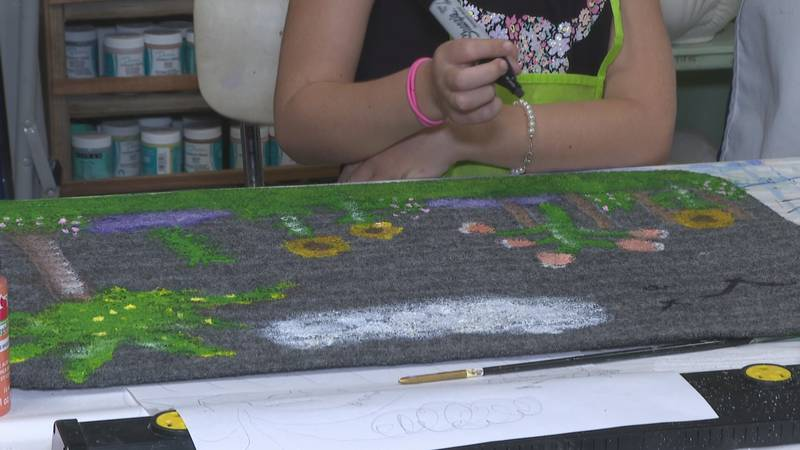 Gypsy Beach Treasure Kreations offers a number of classes for all age groups.